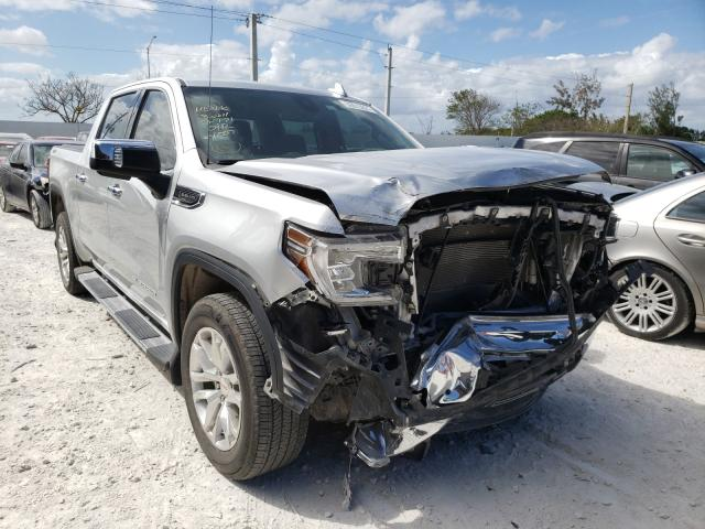 Salvage cars for sale from Copart Homestead, FL: 2019 GMC Sierra K15