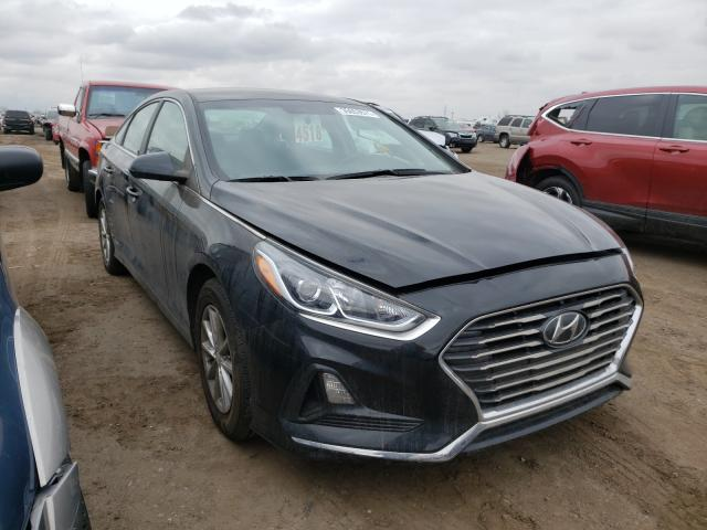 Hyundai salvage cars for sale: 2019 Hyundai Sonata SE