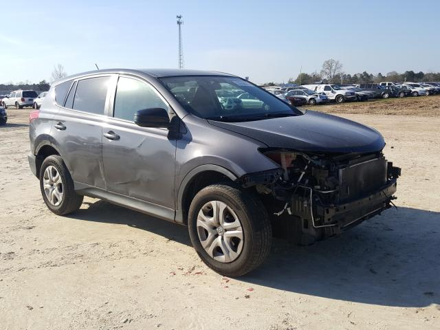 Salvage cars for sale from Copart Newton, AL: 2013 Toyota Rav4 LE
