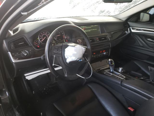 2013 BMW 5 series | Vin: WBAXH5C51DD107792