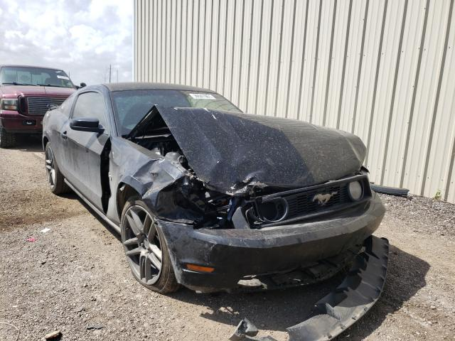 Ford Mustang GT salvage cars for sale: 2011 Ford Mustang GT