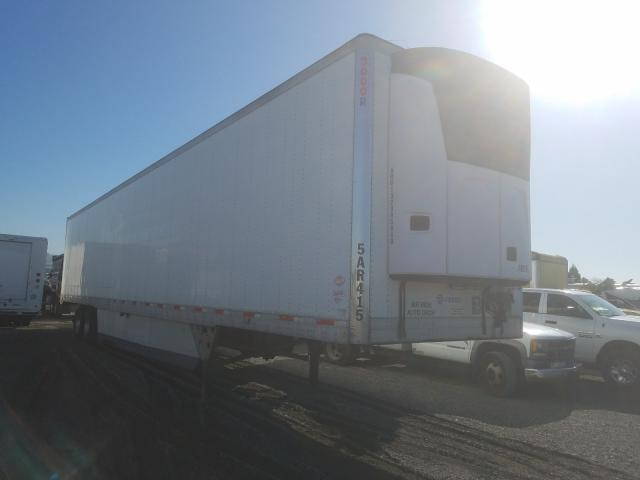 Utility 3000R salvage cars for sale: 2013 Utility 3000R