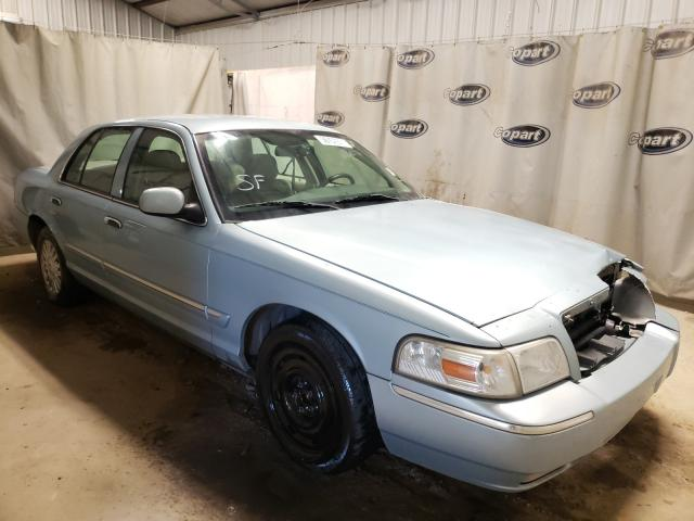 Salvage cars for sale from Copart Tifton, GA: 2008 Mercury Grand Marq