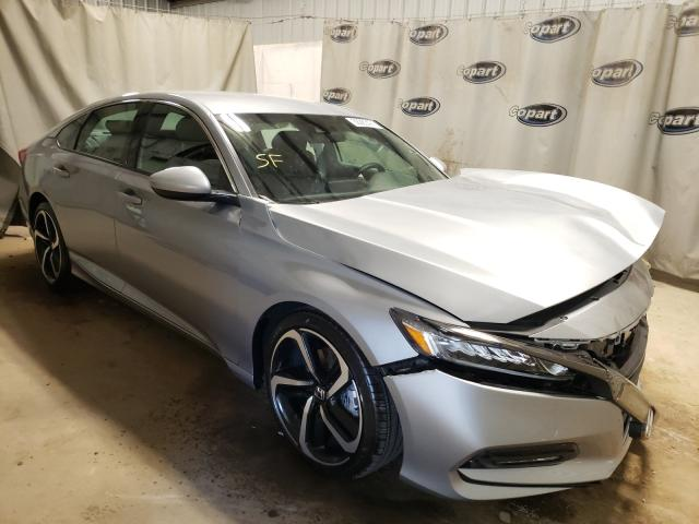 Salvage cars for sale from Copart Tifton, GA: 2020 Honda Accord Sport