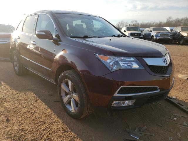 2012 Acura MDX Advance for sale in Hillsborough, NJ