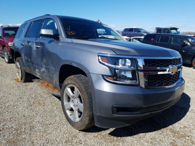Salvage cars for sale from Copart Anderson, CA: 2018 Chevrolet Tahoe C150