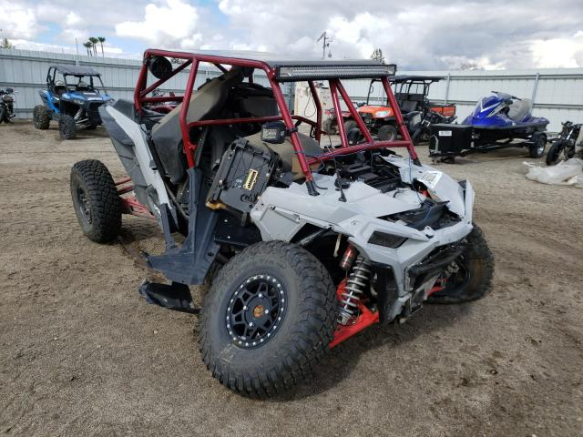 Salvage motorcycles for sale at Bakersfield, CA auction: 2020 Polaris RZR XP 4 T
