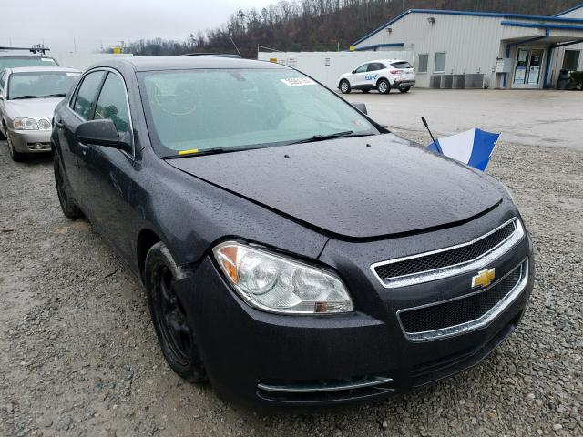 Salvage cars for sale from Copart Hurricane, WV: 2011 Chevrolet Malibu LS