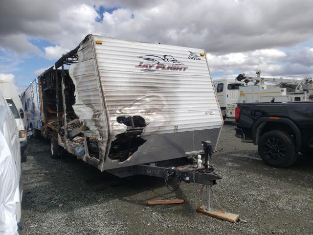 Jayco Trailer salvage cars for sale: 2009 Jayco Trailer
