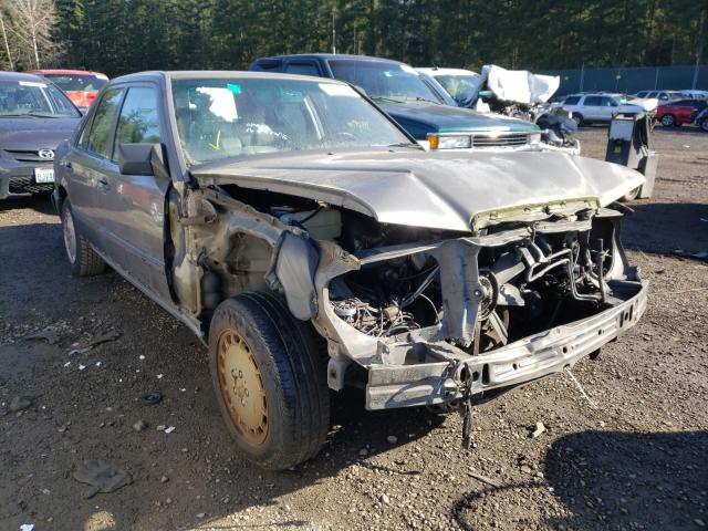Salvage cars for sale from Copart Graham, WA: 1987 Mercedes-Benz 300 DT