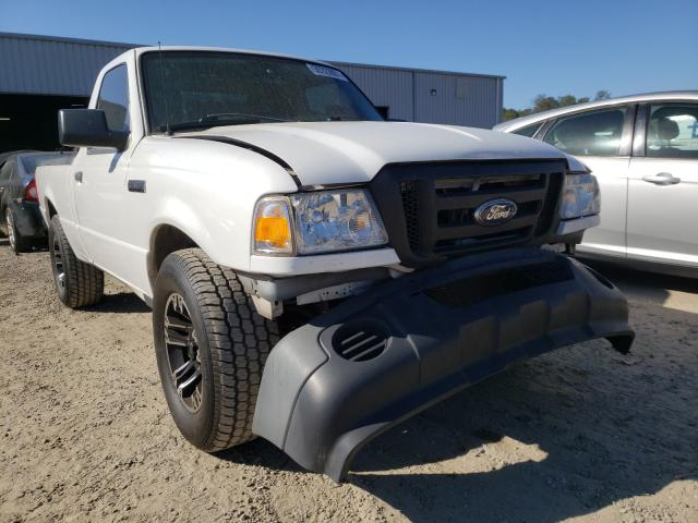 Ford Ranger salvage cars for sale: 2011 Ford Ranger