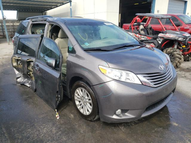 2016 Toyota Sienna XLE for sale in Anthony, TX