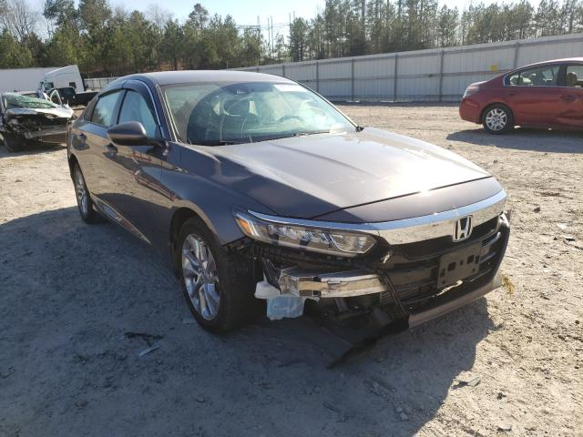 Salvage cars for sale from Copart Charles City, VA: 2019 Honda Accord LX