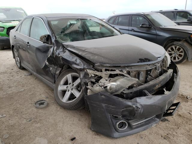 Salvage cars for sale from Copart Temple, TX: 2012 Toyota Camry Base