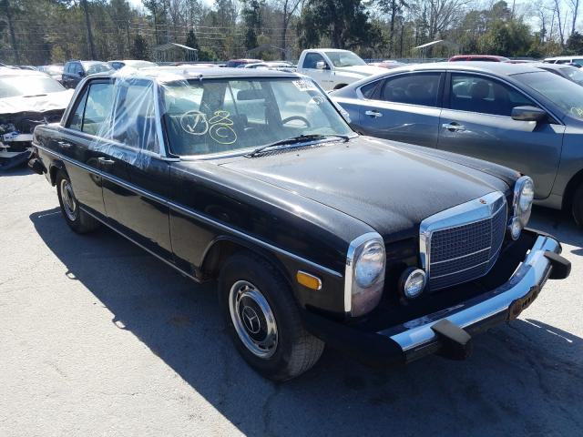 Mercedes-Benz salvage cars for sale: 1975 Mercedes-Benz 240D