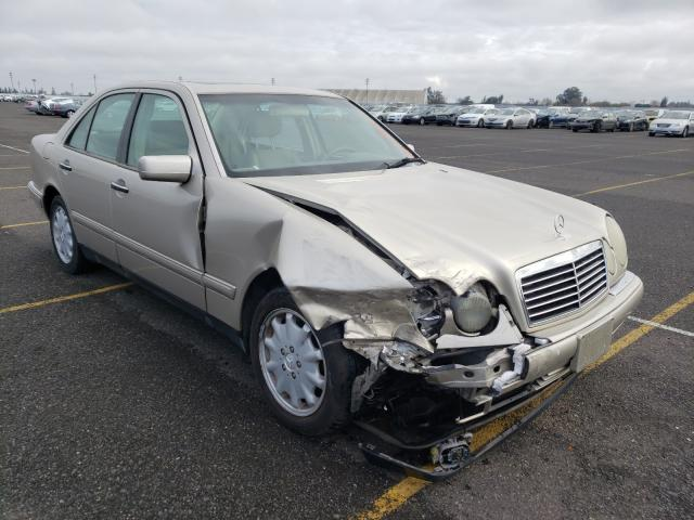 Mercedes-Benz salvage cars for sale: 1999 Mercedes-Benz E 320