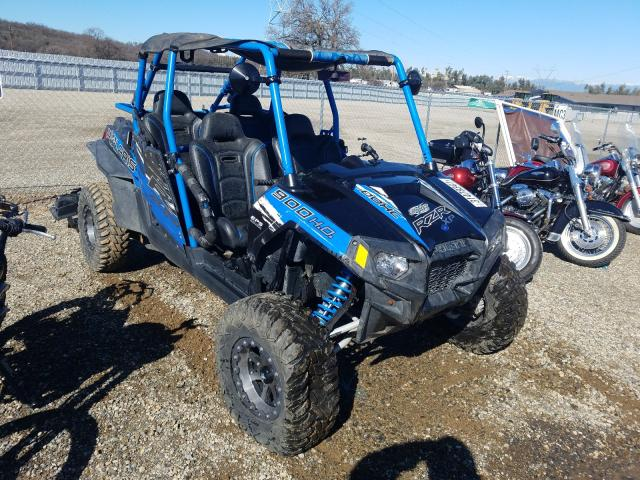 Salvage cars for sale from Copart Anderson, CA: 2013 Polaris RZR S900