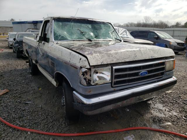 Salvage cars for sale from Copart Hueytown, AL: 1991 Ford F250