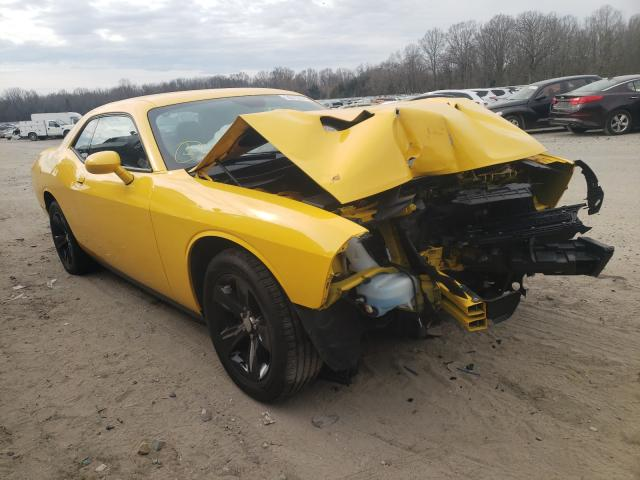 Salvage cars for sale from Copart Glassboro, NJ: 2018 Dodge Challenger