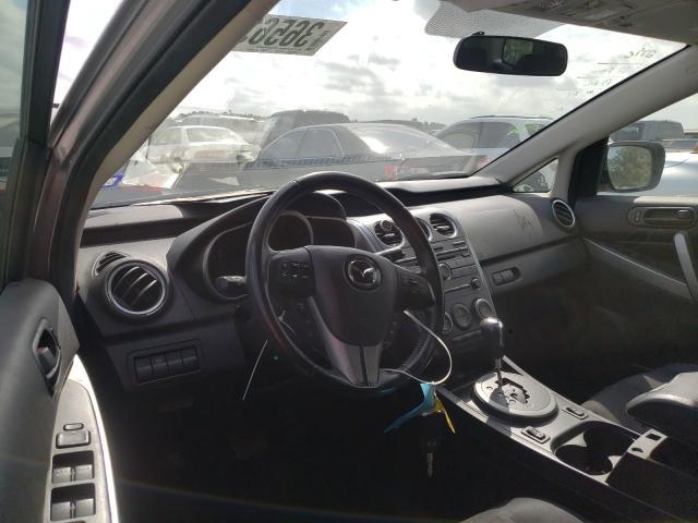 2010 MAZDA CX-7 - Odometer View