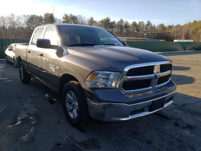 Salvage cars for sale from Copart Exeter, RI: 2019 Dodge RAM 1500 Class
