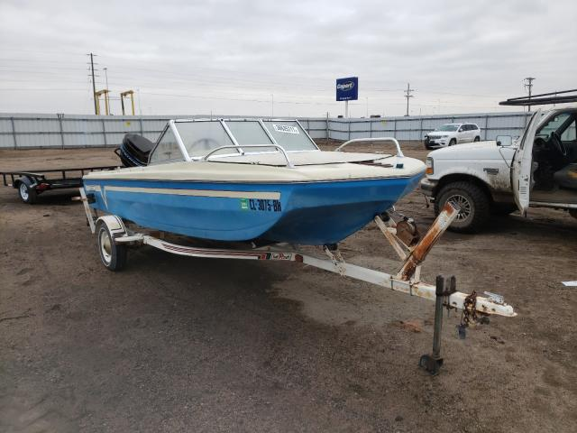 Salvage cars for sale from Copart Brighton, CO: 1976 Other Boat