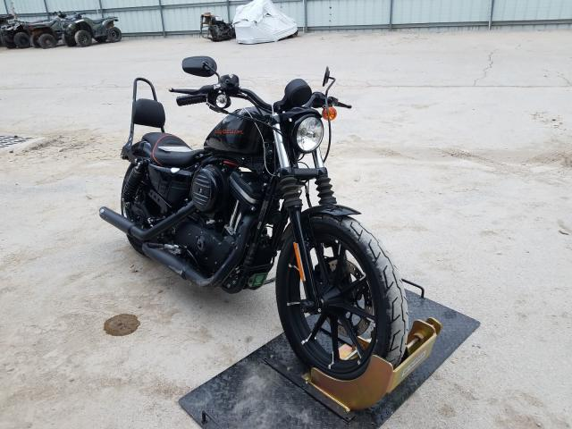 Harley-Davidson XL883 N salvage cars for sale: 2019 Harley-Davidson XL883 N