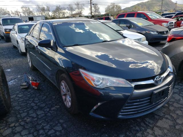 Salvage cars for sale from Copart Colton, CA: 2015 Toyota Camry LE