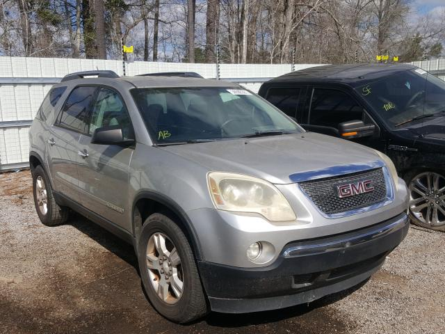 2008 GMC Acadia SLE for sale in Harleyville, SC