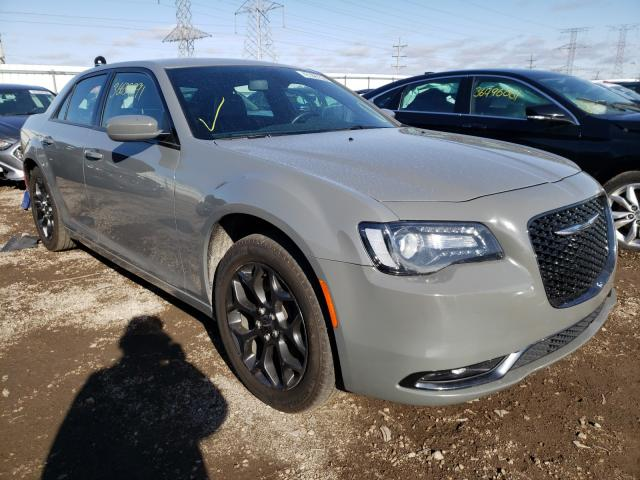 Salvage cars for sale from Copart Elgin, IL: 2019 Chrysler 300 S