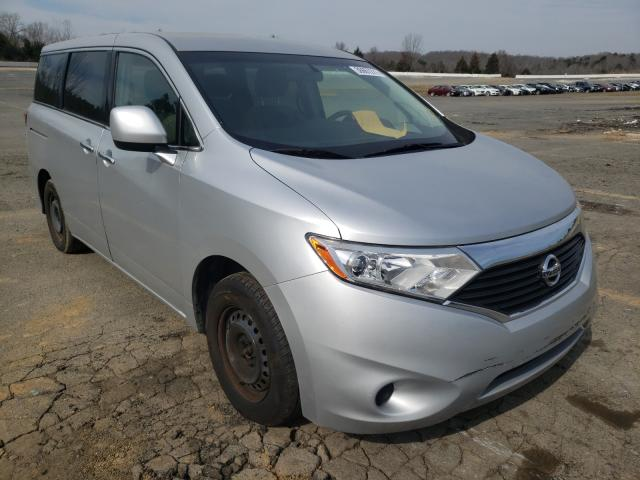 Salvage cars for sale from Copart Concord, NC: 2011 Nissan Quest S