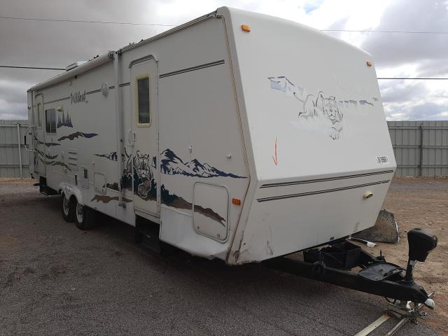 Salvage 2006 WILD TRAILER - Small image. Lot 36199661