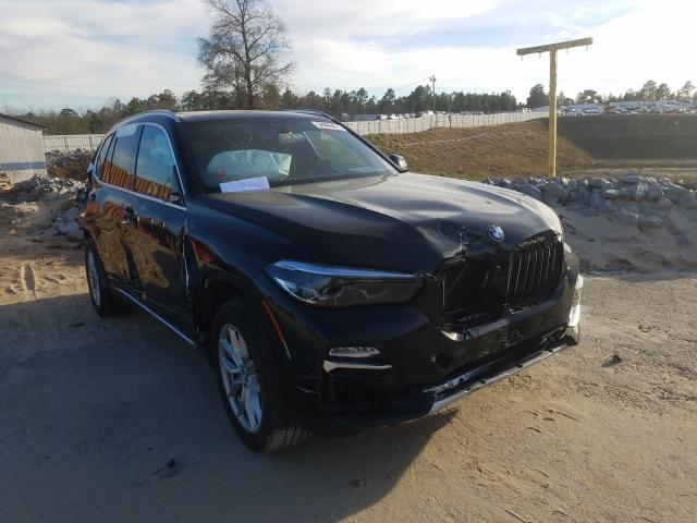Salvage cars for sale from Copart Gaston, SC: 2020 BMW X5 XDRIVE4