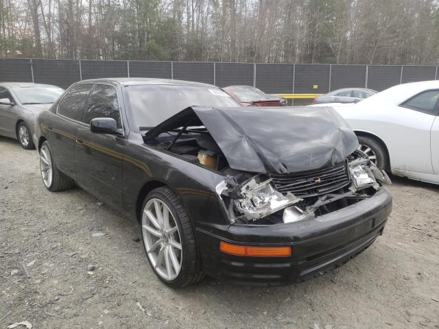 Lexus LS400 salvage cars for sale: 1996 Lexus LS400