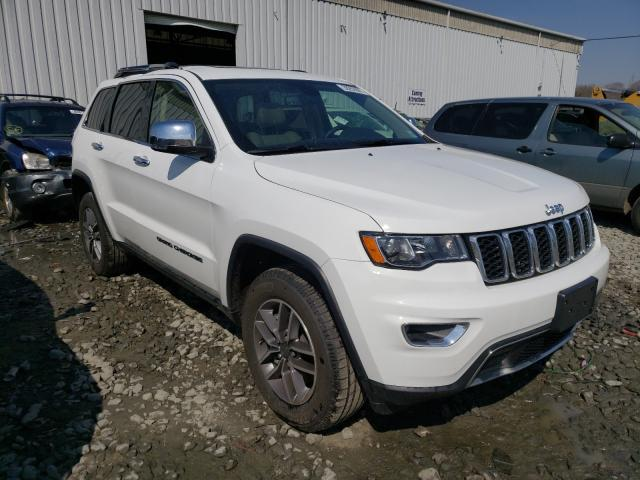 Salvage cars for sale from Copart Windsor, NJ: 2021 Jeep Grand Cherokee