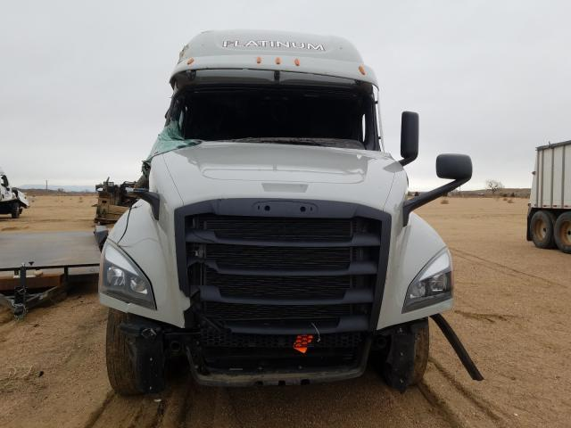 2021 FREIGHTLINER CASCADIA 1 - Odometer View
