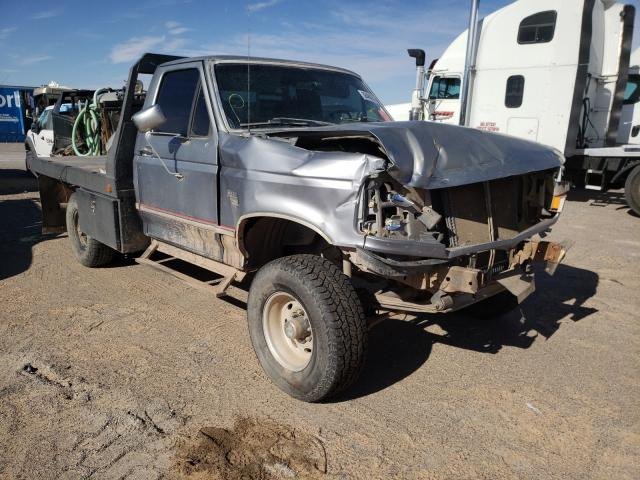 Ford F350 salvage cars for sale: 1997 Ford F350