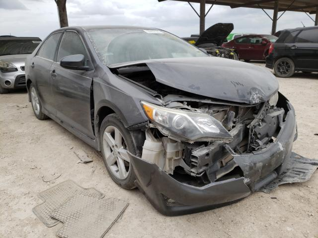 Salvage cars for sale from Copart Temple, TX: 2014 Toyota Camry L