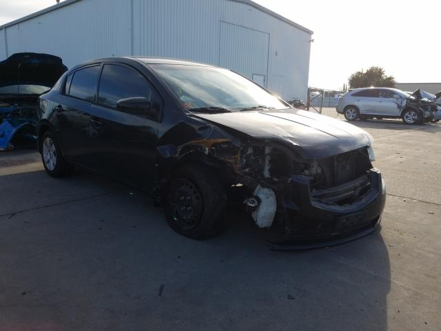 Nissan salvage cars for sale: 2011 Nissan Sentra 2.0