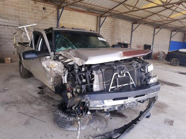 Salvage cars for sale from Copart Cartersville, GA: 2005 Chevrolet Silverado