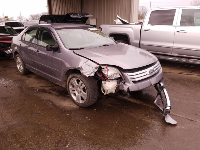Salvage 2007 FORD FUSION - Small image. Lot 39990561