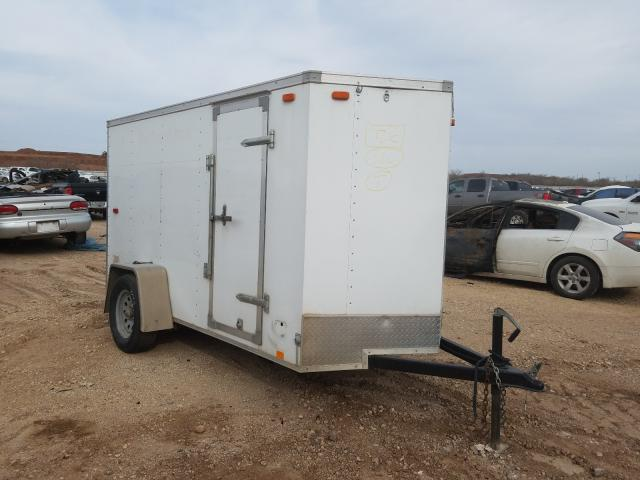 Look salvage cars for sale: 2014 Look Trailer