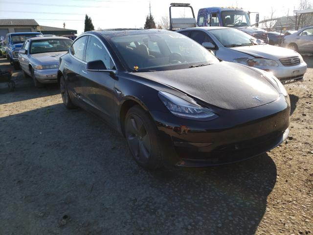 Salvage cars for sale from Copart Eugene, OR: 2020 Tesla Model 3