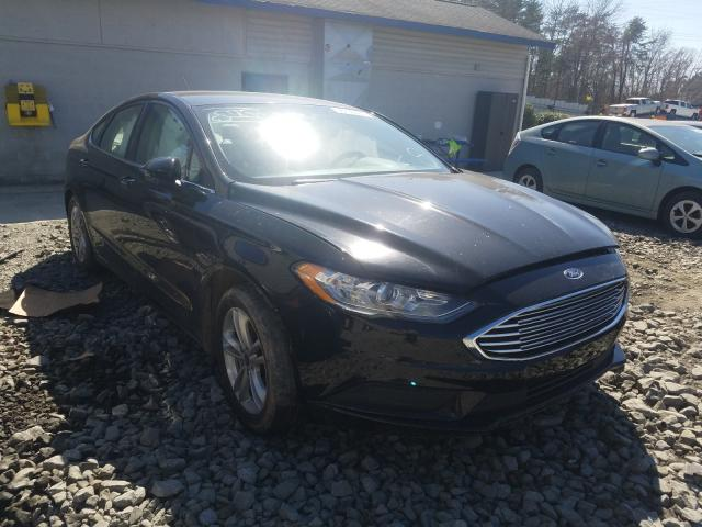 2018 FORD FUSION SE - Other View