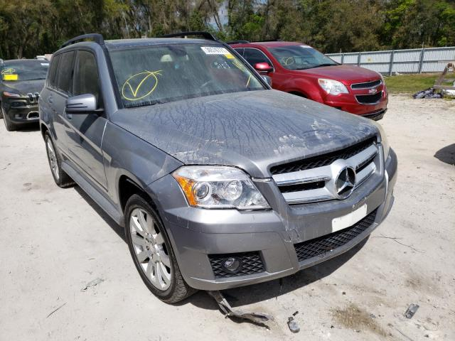 Salvage cars for sale from Copart Ocala, FL: 2010 Mercedes-Benz GLK 350