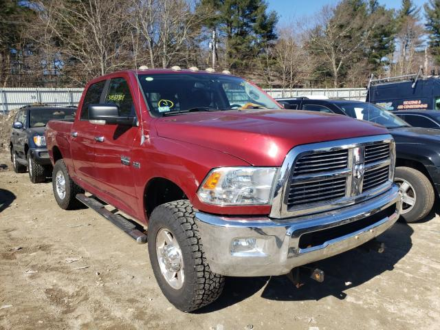 Salvage cars for sale from Copart Mendon, MA: 2011 Dodge RAM 2500