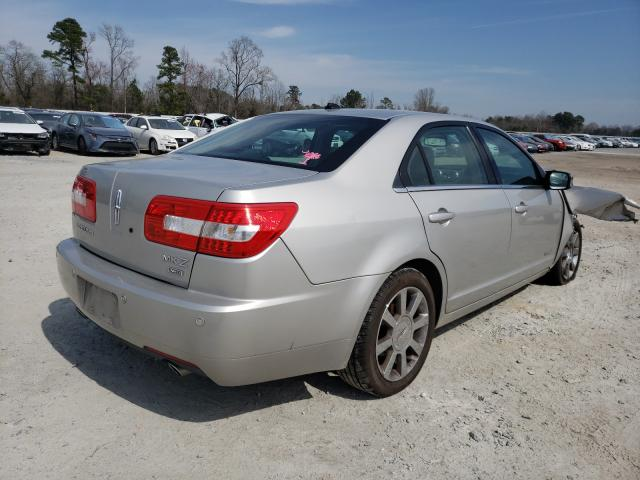 2012 LINCOLN MKZ - Right Rear View