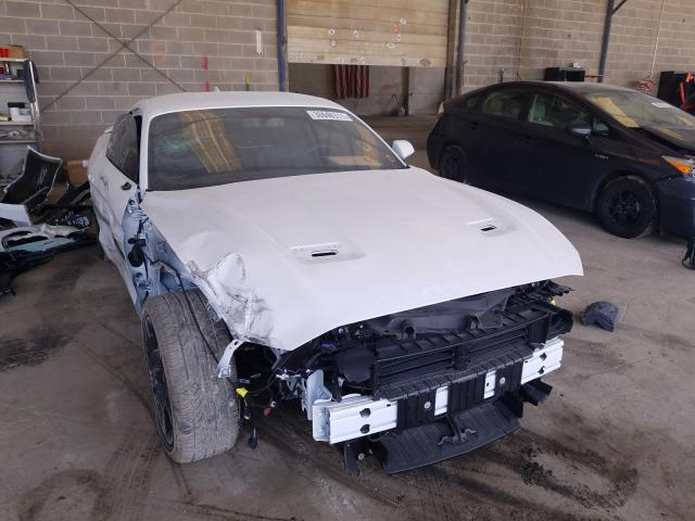 Ford Mustang GT salvage cars for sale: 2020 Ford Mustang GT