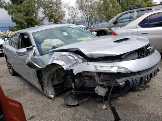 Salvage cars for sale from Copart Rancho Cucamonga, CA: 2020 Dodge Charger R