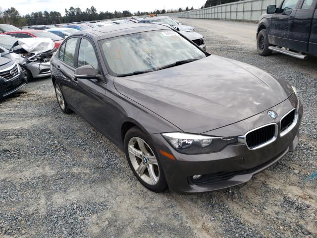 Salvage cars for sale from Copart Shreveport, LA: 2013 BMW 328 I